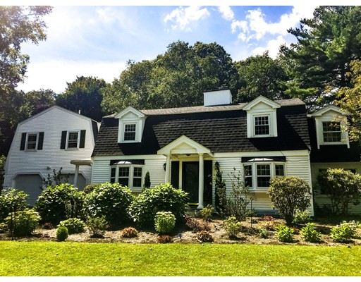 Additional photo for property listing at 1 Jackson Road  Wellesley, Massachusetts 02481 United States