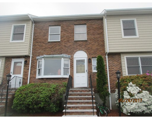 Condominium for Sale at 105 Franklin Avenue Revere, Massachusetts 02151 United States