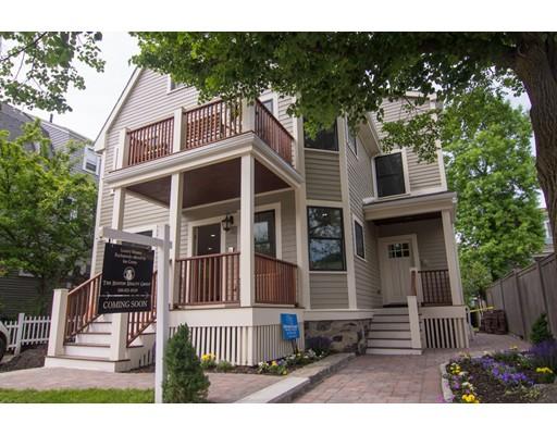Condominio por un Venta en 301 Huron Avenue Cambridge, Massachusetts 02138 Estados Unidos