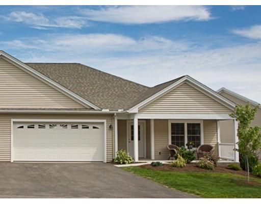 共管式独立产权公寓 为 销售 在 116 Cherry Drive Wilbraham, 01095 美国