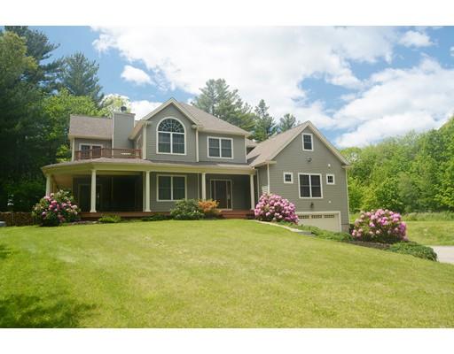 Maison unifamiliale pour l Vente à 5 Vinton Road Sturbridge, Massachusetts 01566 États-Unis