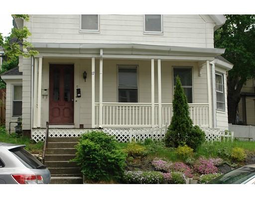 多户住宅 为 销售 在 17 John Street 伍斯特, 马萨诸塞州 01609 美国