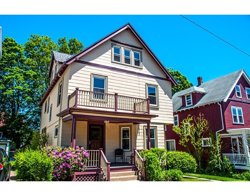 Single Family Home for Sale at 39 Bradfield Avenue Boston, Massachusetts 02131 United States