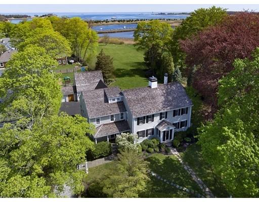 Single Family Home for Sale at 126 Border Street 126 Border Street Cohasset, Massachusetts 02025 United States