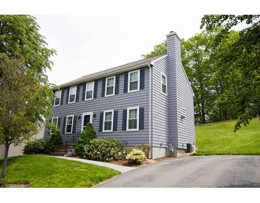 Casa Unifamiliar por un Venta en 11 Cutting Drive Maynard, Massachusetts 01754 Estados Unidos
