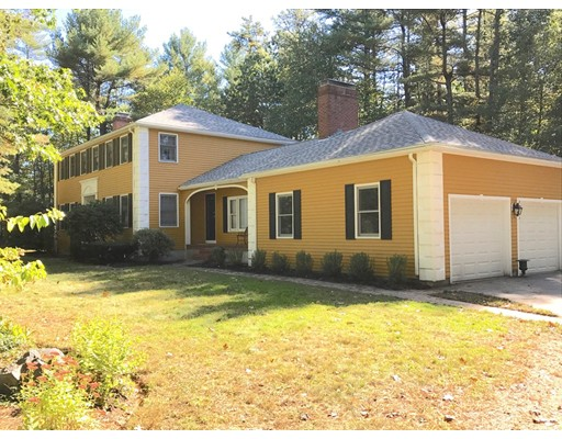 Single Family Home for Sale at 13 Stone Row Lane Georgetown, Massachusetts 01833 United States