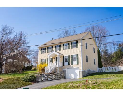 Частный односемейный дом для того Продажа на 4 Riverview Avenue Maynard, Массачусетс 01754 Соединенные Штаты