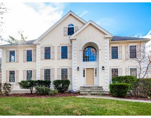 واحد منزل الأسرة للـ Sale في 4 Haydn Drive 4 Haydn Drive Atkinson, New Hampshire 03811 United States