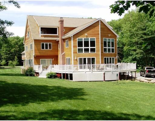 Частный односемейный дом для того Продажа на 4 Poplar Street Wilmington, Массачусетс 01887 Соединенные Штаты