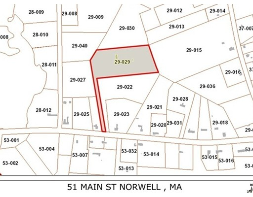 51 Main St, Norwell, MA, 02061