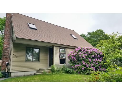 واحد منزل الأسرة للـ Sale في 106 GREAT Road Maynard, Massachusetts 01754 United States