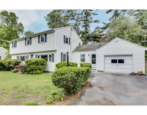 Single Family Home for Sale at 18 Annawon Drive Halifax, Massachusetts 02338 United States