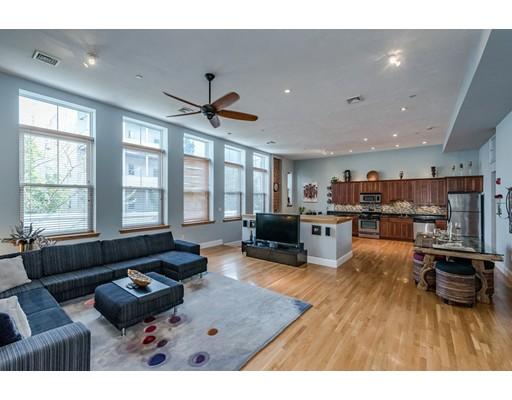 Condominium for Sale at 50 Floyd Street Everett, Massachusetts 02149 United States