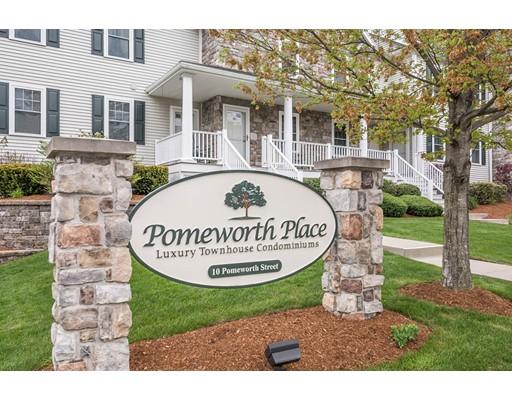Condominio por un Venta en 10 POMEWORTH STREET Stoneham, Massachusetts 02180 Estados Unidos