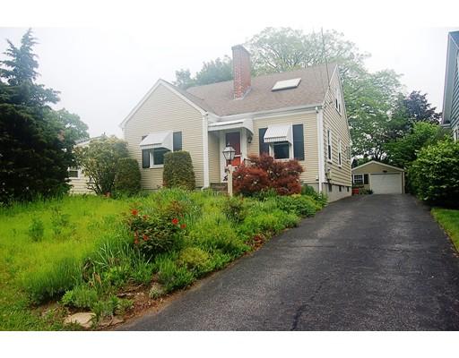 Частный односемейный дом для того Продажа на 60 Oswald Street Pawtucket, Род-Айленд 02861 Соединенные Штаты