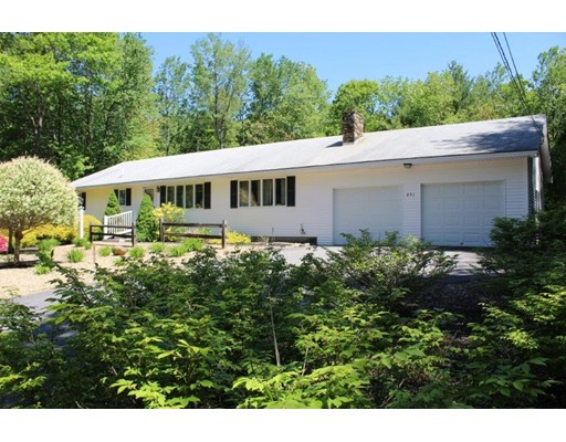 651 Old Coldbrook Road, Barre, MA 01005