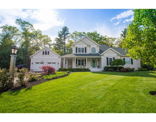 Single Family Home for Sale at 30 White Pines Road Bridgewater, Massachusetts 02324 United States
