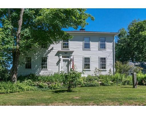 独户住宅 为 销售 在 64 West Road Petersham, 马萨诸塞州 01366 美国