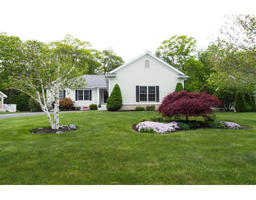 Single Family Home for Sale at 100 Marshview Circle Seabrook, New Hampshire 03874 United States