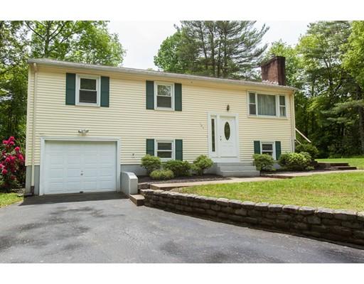 Частный односемейный дом для того Продажа на 104 Follett North Smithfield, Род-Айленд 02896 Соединенные Штаты