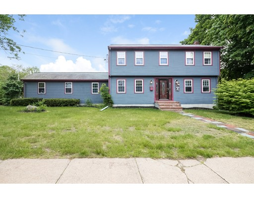 Single Family Home for Sale at 115 Winter Street Whitman, Massachusetts 02382 United States