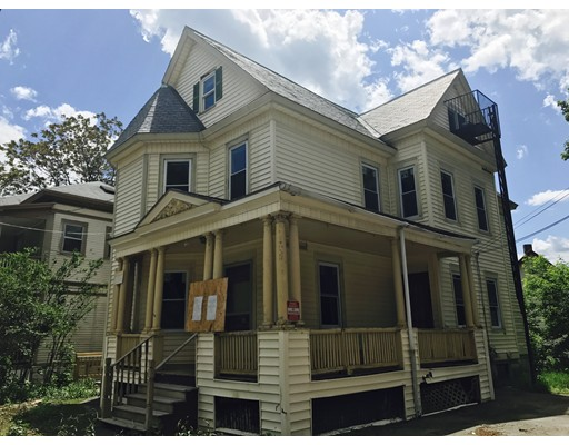 Single Family Home for Rent at 313 Nemith Street Lowell, Massachusetts 02347 United States