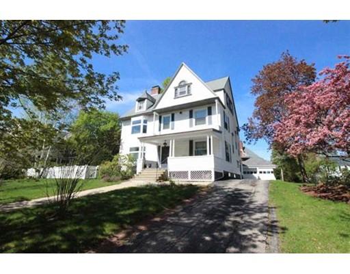 独户住宅 为 销售 在 38 Berkeley Street Nashua, 新罕布什尔州 03064 美国