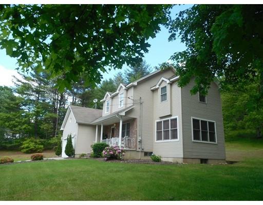 独户住宅 为 销售 在 716 Belchertown Road Ware, 马萨诸塞州 01082 美国