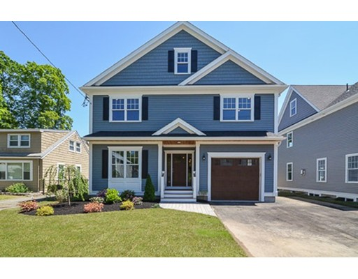 Single Family Home for Sale at 431 Lincoln Street Waltham, Massachusetts 02451 United States