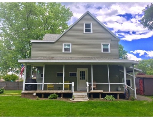 Single Family Home for Sale at 89 Lincoln Avenue Haverhill, Massachusetts 01832 United States