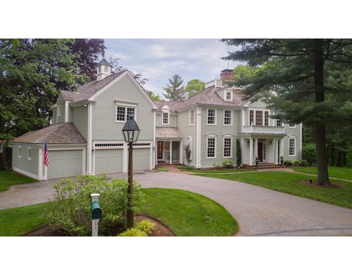Single Family Home for Sale at 10 Olmsted Drive Hingham, Massachusetts 02043 United States