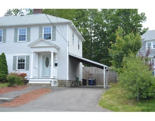 Casa Unifamiliar por un Alquiler en 41 Phillips Court North Andover, Massachusetts 01845 Estados Unidos