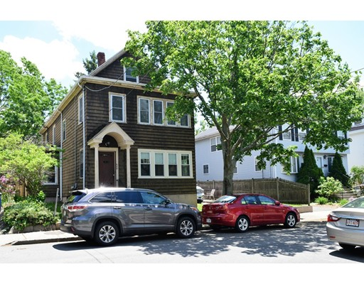 Multi-Family Home for Sale at 39 Irving Street. Somerville, 02144 United States