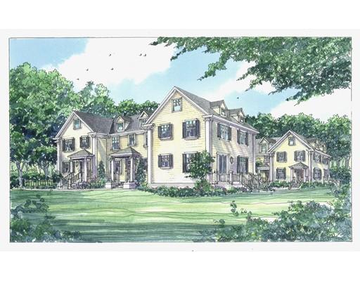 Condominio por un Venta en 325 Bacon Street Waltham, Massachusetts 02451 Estados Unidos