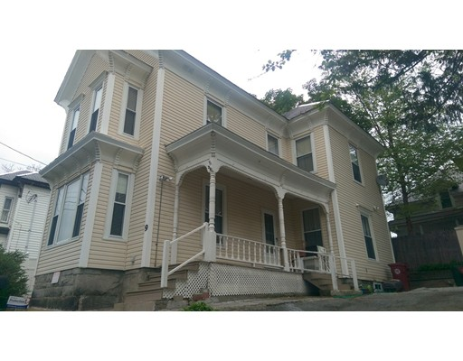 Single Family Home for Rent at 9 May Street Lowell, 01850 United States