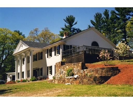 واحد منزل الأسرة للـ Sale في 216 Haverhill Road 216 Haverhill Road Topsfield, Massachusetts 01983 United States