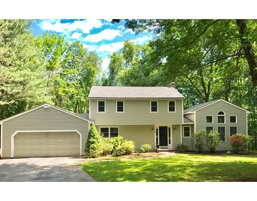 独户住宅 为 销售 在 4 Lincoln Street 霍普金顿, 马萨诸塞州 01748 美国