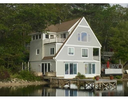 Casa Unifamiliar por un Venta en 21 PRISCILLA AVENUE 21 PRISCILLA AVENUE Wareham, Massachusetts 02538 Estados Unidos