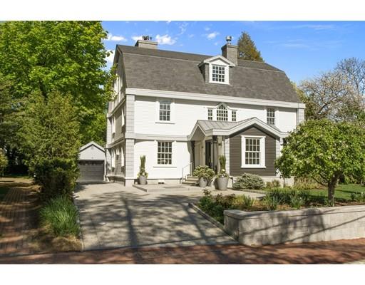 Single Family Home for Sale at 47 Raymond Street 47 Raymond Street Cambridge, Massachusetts 02140 United States