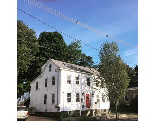 Single Family Home for Rent at 166 Pleasant Street Marblehead, Massachusetts 01945 United States