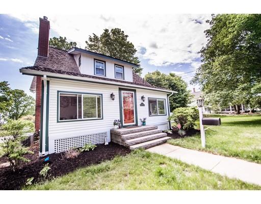 独户住宅 为 销售 在 163 Exchange Millis, 马萨诸塞州 02054 美国