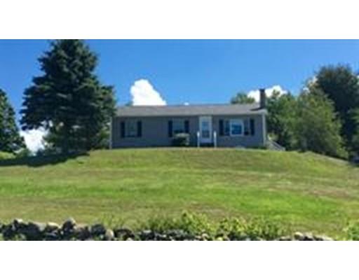 واحد منزل الأسرة للـ Sale في 188 Bryant Street Chesterfield, Massachusetts 01012 United States