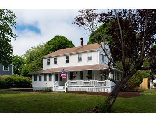 Single Family Home for Sale at 16 Curtis Avenue Scituate, Massachusetts 02066 United States