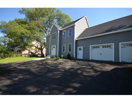 Maison unifamiliale pour l Vente à 243 S Quinsigamond Avenue 243 S Quinsigamond Avenue Shrewsbury, Massachusetts 01545 États-Unis