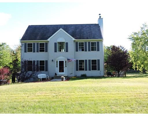 独户住宅 为 销售 在 74 Greenville Street Spencer, 01562 美国