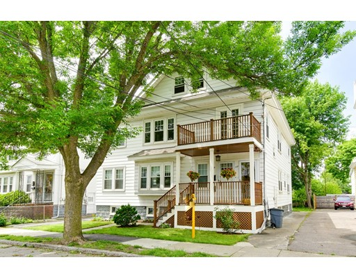 Condominium for Sale at 117 Varnum Street Arlington, Massachusetts 02476 United States