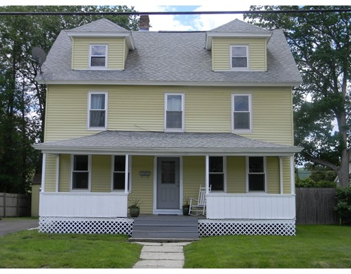 Single Family Home for Sale at 204 Wells Street 204 Wells Street Greenfield, Massachusetts 01301 United States