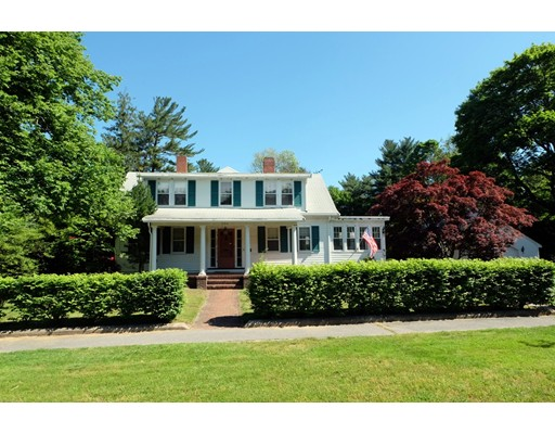 Casa Unifamiliar por un Venta en 254 Central East Bridgewater, Massachusetts 02333 Estados Unidos