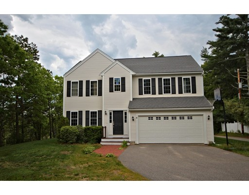 Casa Unifamiliar por un Venta en 25 Chipmunk Lane Plymouth, Massachusetts 02360 Estados Unidos