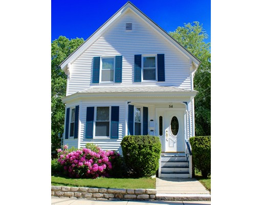 Single Family Home for Rent at 54 Jenness Street Lowell, Massachusetts 01851 United States